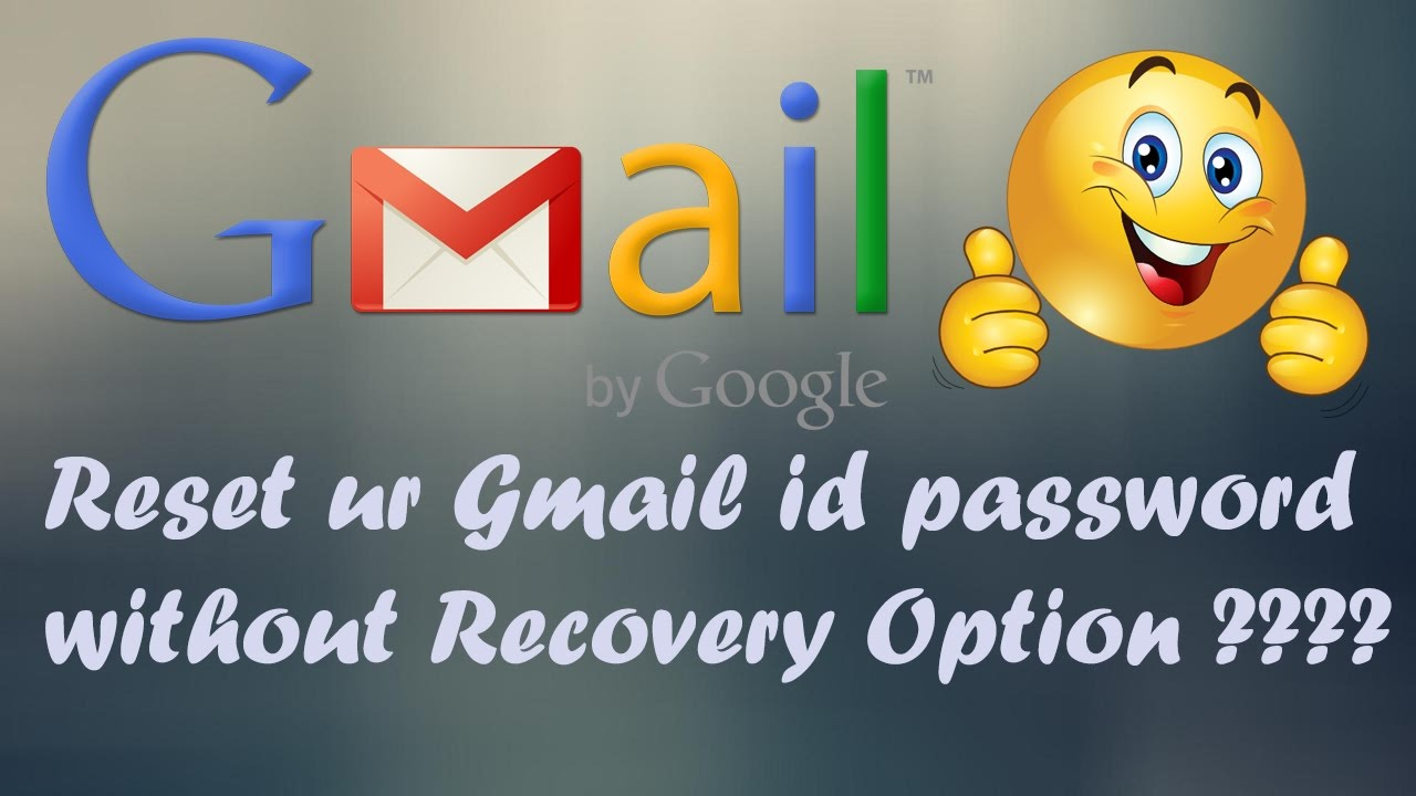 How to Reset Google Password without Recovery Email