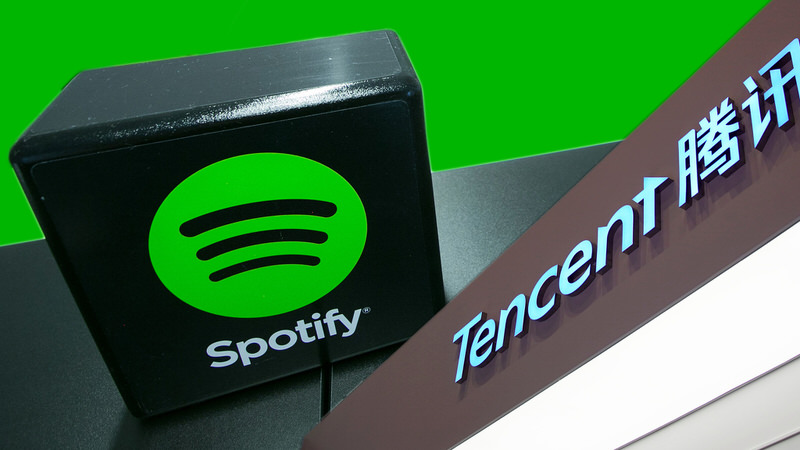 Why Tecent Music is Better to Invest on Than Spotify