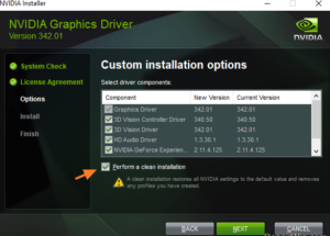 Something went wrong. Try restarting GeForce Experience