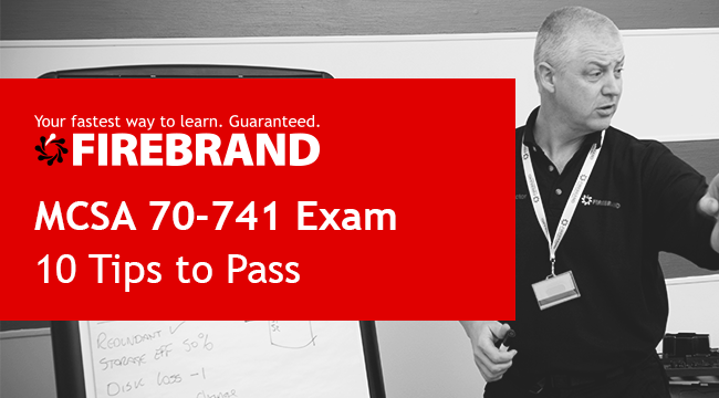 Photo of Top 10 Tips for Passing the Microsoft MCSA 70-741 Exam