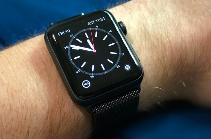 Apple launches screen replacement program for aluminum Apple Watch Series 2 and Series 3