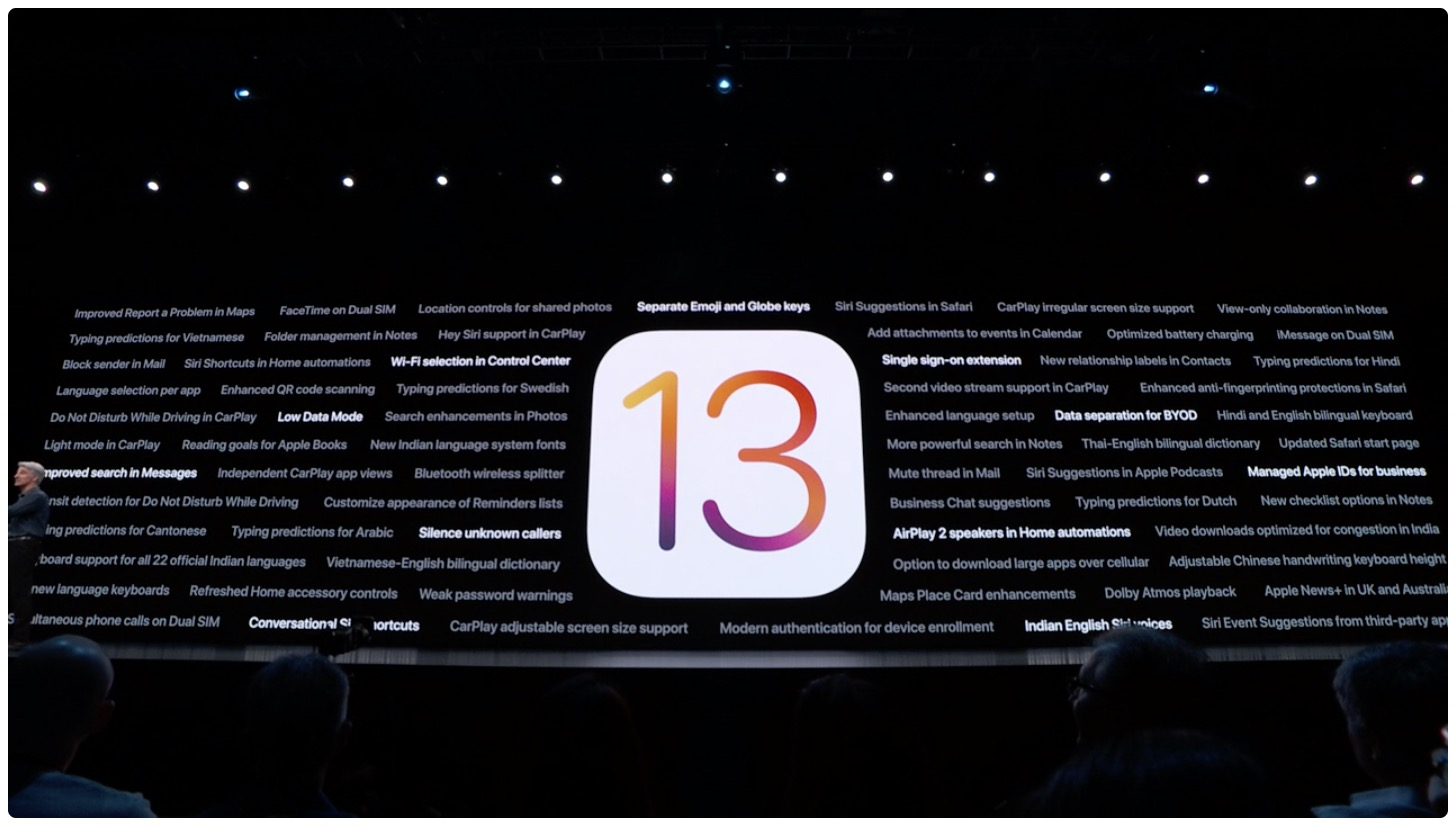 Apple seeds second iOS 13.1 and iPadOS 13.1 betas to developers [Updated]