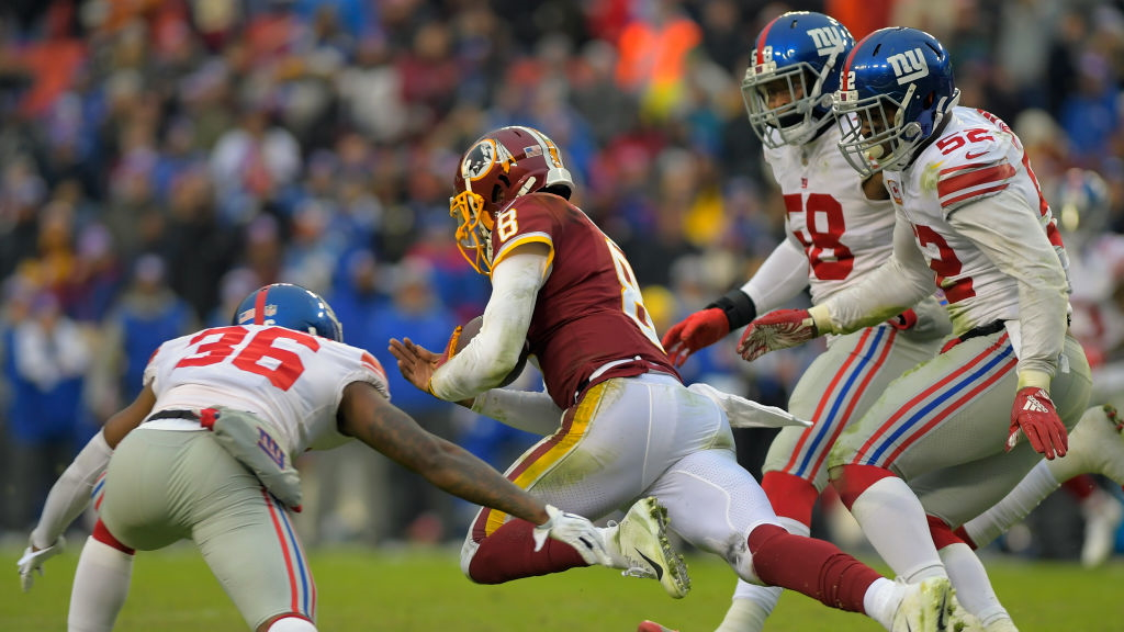 How to watch Redskins vs Giants: live stream NFL today online from anywhere