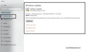 windows update error 80072ee2