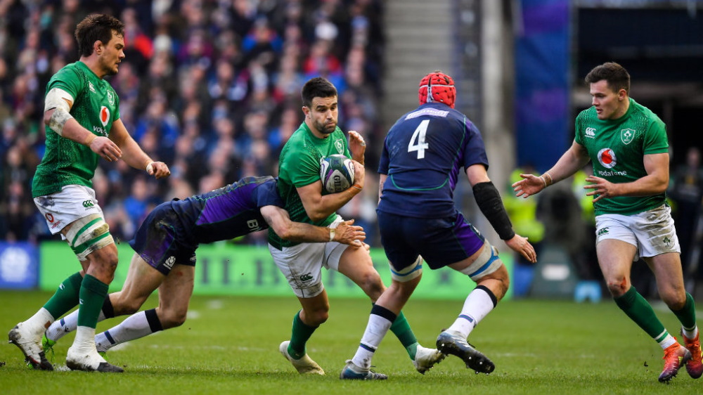 How to watch Ireland vs Scotland: live stream today's Rugby World Cup 2019 match from anywhere