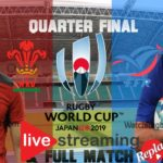 How to watch Wales vs France: live stream Rugby World Cup 2019 quarter-final