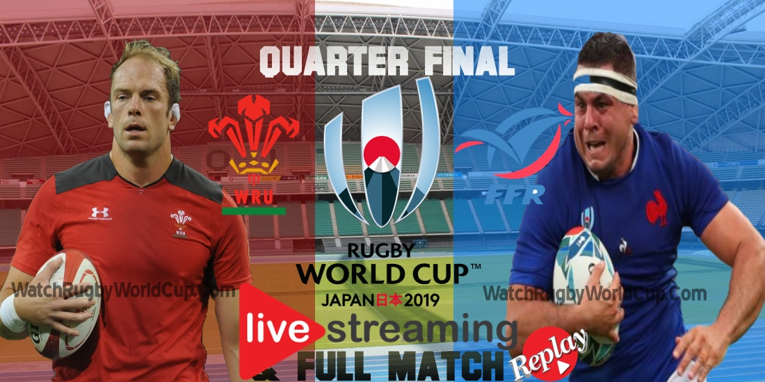 Photo of How to watch Wales vs France: live stream Rugby World Cup 2019 quarter-final