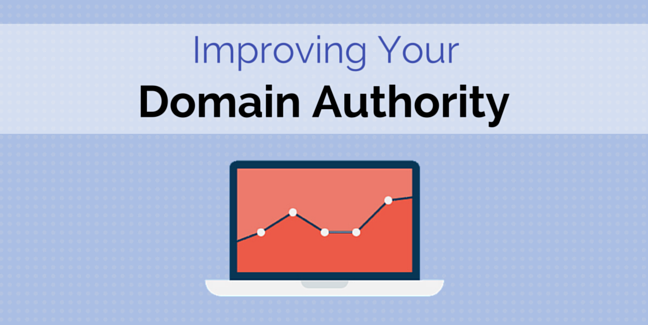 How to Improve Your Sights Domain Authority Through Backlinks