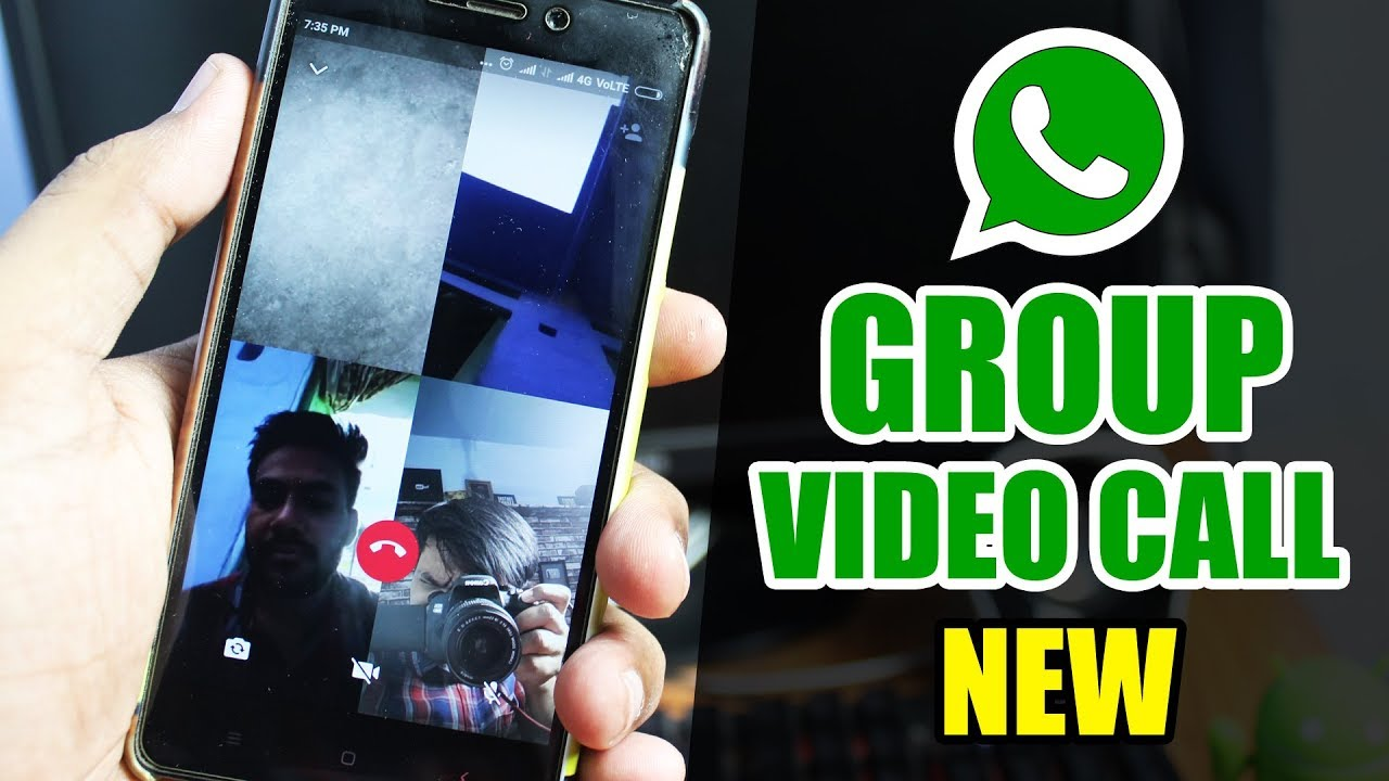 Photo of How to Get Up to 8 People on a WhatsApp Video Call