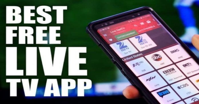 Top 5 Best Free Live TV Apps in 2020 Android + iOS