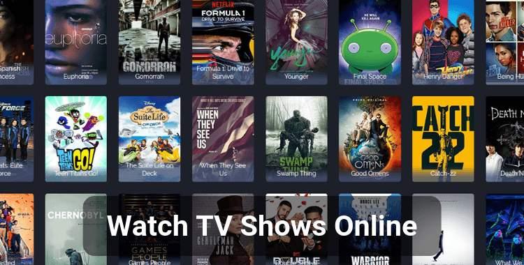 Watch TV-Shows Online Free
