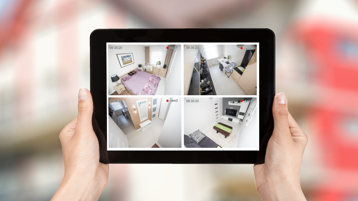 Photo of Ways technology helps to beef up home security