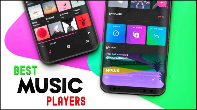 Photo of Top 10 music player apps for Android
