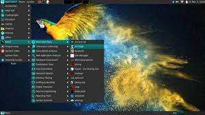 Parrot-sec forensic os