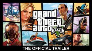 Rockstar's Grand Theft Auto 5