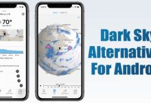 Photo of Top 10 Best Dark Sky Alternatives for Android