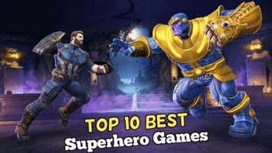Photo of Top 10 Best Superhero Games for Android