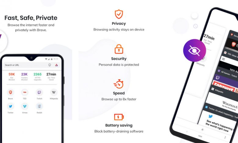 Top 10 Best Secure Android Browsers To Browse Web Securely