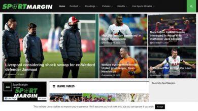 Photo of SportMargin: Free Sports Streaming Site
