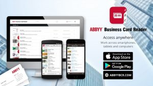 Business Card Reader – Business Card Scanner (Business Card Scanner by ABBYY)
