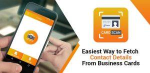 Business Card Scanner & Reader – Scan & Organize