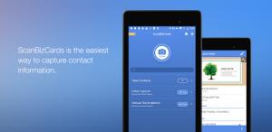 ScanBizCards Lite – Business Card & Badge Scan App (ScanBizCards – Lite)