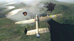 WW2 Dogfight