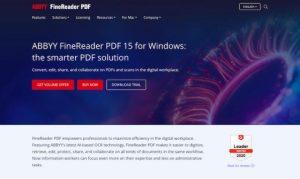 ABBYY FineReader PDF 15