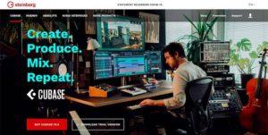 cubase-best-audio-editing-software