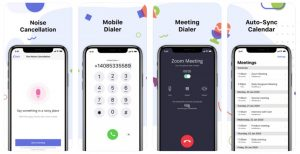 Krisp – noise cancelling mobile