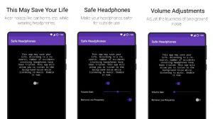 Safe Headphones – Hear Background Noises