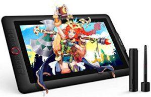 Runner-Up, Best Drawing Tablet: XP-PEN Artist 15.6 Pro