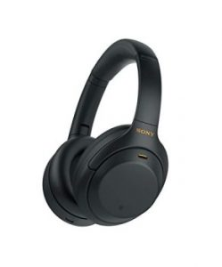 Best Headset for Working from Home: Sony WH-1000XM4